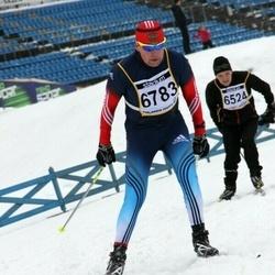Finlandia-hiihto - Juha Tanska (6524), Alexandr Terehov (6783)