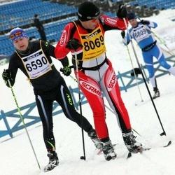Finlandia-hiihto - Alexander Chizhikov (6590), Juan Herrero (8069)