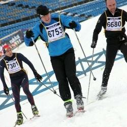 Finlandia-hiihto - Wageningen André Van (6680), Matti Tiainen (6753)