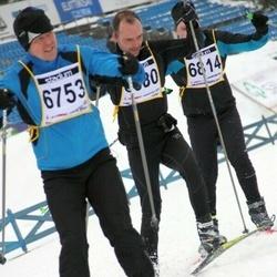 Finlandia-hiihto - Matti Tiainen (6753), Tommi Isomäki (6814)