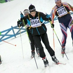 Finlandia-hiihto - Pasi Raiskio (6078), Juuso Karjalainen (6504)