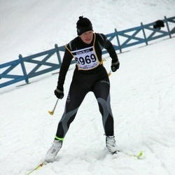 Finlandia-hiihto - Vuokko Kirvesmies (6969)