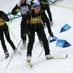 Finlandia-hiihto - Antti Eskola (7221), Eva Rönkkö (8180)