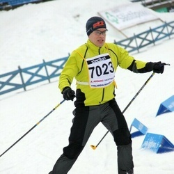 Finlandia-hiihto - Jarno Haansola (7023)
