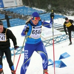 Finlandia-hiihto - Katrin Juurak (6543)
