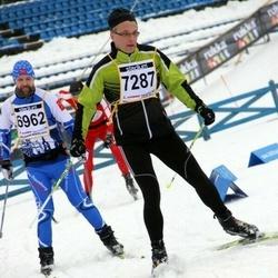 Finlandia-hiihto - Vladimir Ingeroinen (6962), Esa Mertanen (7287)