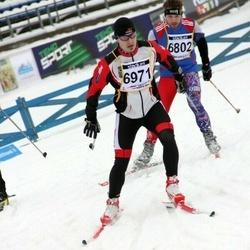 Finlandia-hiihto - Dmitry Yumartov (6802), Aleksi Soininen (6971)