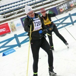Finlandia-hiihto - Sauli Hievanen (7209)