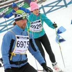 Finlandia-hiihto - Tiina Pohjalainen (6929)
