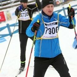 Finlandia-hiihto - Henkka Talvitie (7300)