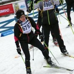 Finlandia-hiihto - Tuula Voutilainen (6787), Niilo Kautto (6966)