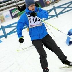 Finlandia-hiihto - Juha Kauppi (7143)
