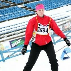 Finlandia-hiihto - Kati Kainulainen (6894)