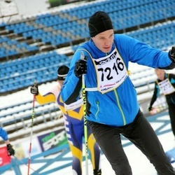 Finlandia-hiihto - Ilkka Heiskanen (7216)