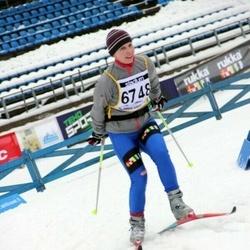 Finlandia-hiihto - Päivi Rousti (6748)