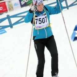 Finlandia-hiihto - Soila Nykänen (7507)
