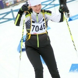Finlandia-hiihto - Outi Eskelinen (7046)