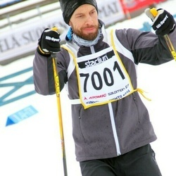 Finlandia-hiihto - Matthew Mitchell (7001)