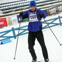 Finlandia-hiihto - Lasse Jäntti (7000)
