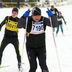 Finlandia-hiihto - Martin Rejman (7190), Mikko Huttunen (8041)