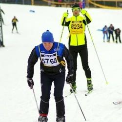 Finlandia-hiihto - Konstantin Kudryavtsev (6760), Pavel Melnichnikov (8234)