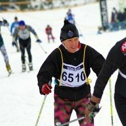Finlandia-hiihto - Tiina Virtanen (6510)