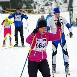 Finlandia-hiihto - Janita Jäntti (6640)