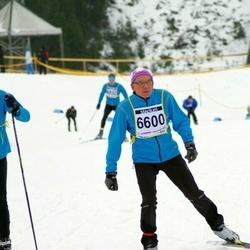 Finlandia-hiihto - Aimo Heikkinen (6600)