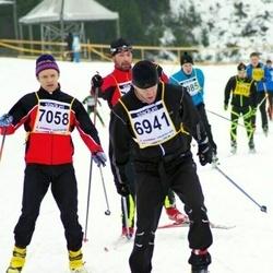 Finlandia-hiihto - Kai Riikonen (6941), Pekka Petäjä (7058)