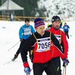 Finlandia-hiihto - Pekka Petäjä (7058)