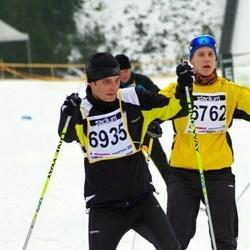 Finlandia-hiihto - Aslak Alakurtti (6762), Jukka Majander (6935)
