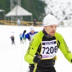 Finlandia-hiihto - Jarkko Meriläinen (7206)