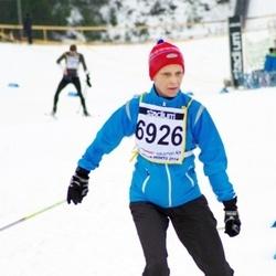 Finlandia-hiihto - Nina Ljungqvist-Sarparanta (6926)