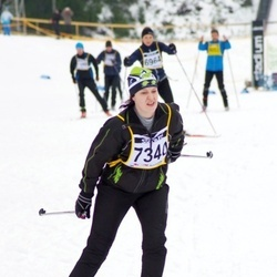 Finlandia-hiihto - Tanja Vepsäläinen (7340)