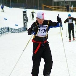 Finlandia-hiihto - Mikko Knuutila (7138)
