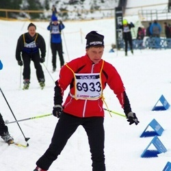 Finlandia-hiihto - Raili Pajunen (6933)