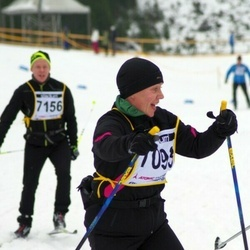 Finlandia-hiihto - Pirjo Laukkanen (7093)