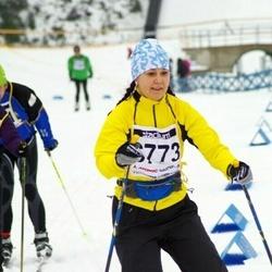 Finlandia-hiihto - Maret Nurm (6773)