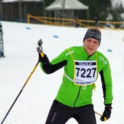 Finlandia-hiihto - Paavo Kero (7227)
