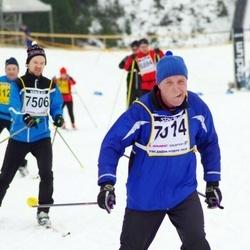 Finlandia-hiihto - Heikki Kallio (7014)