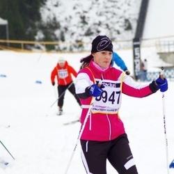 Finlandia-hiihto - Anja Temmes-Flyktman (6947)