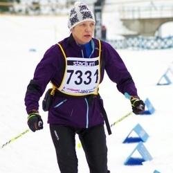 Finlandia-hiihto - Seija Vauhkonen (7331)