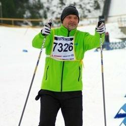 Finlandia-hiihto - Kari Leppänen (7326)