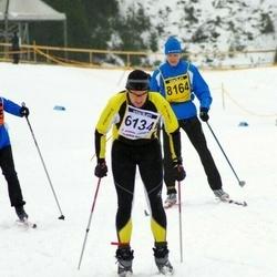 Finlandia-hiihto - Conor Mclaughlin (6134), Tuomas Nupponen (8164)