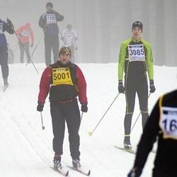 Finlandia-hiihto - Heikki Haapakoski (3085), Timo Malen (5001)
