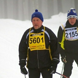 Finlandia-hiihto - Scott Meers (2155), Pertti Lehtosalo (5601)
