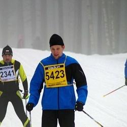Finlandia-hiihto - Jukka Koso (2243), Artur Apalko (2341), Jukka Lehtojoki (5423)
