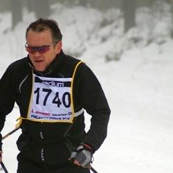 Finlandia-hiihto - Carl Slätis (1740)