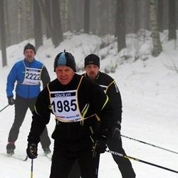 Finlandia-hiihto - Lasse Lintilä (1985)