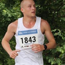 Helsinki Half Marathon - Jesse Pitkänen (1843)